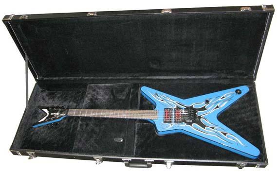 Dean Ml Electric Guitar Case