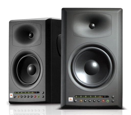 jbl lsr4328p 8 inch powered studio monitors. Black Bedroom Furniture Sets. Home Design Ideas