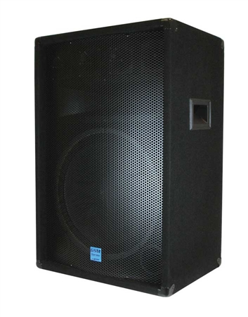 gemini gsm1585 15 inch passive pa speaker. Black Bedroom Furniture Sets. Home Design Ideas