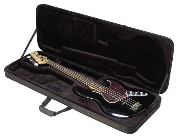 skb sc44 electric bass guitar soft case. Black Bedroom Furniture Sets. Home Design Ideas