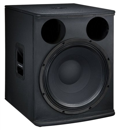 american pro bass machine subwoofer