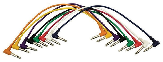 Hot Wires PC1817TRS Balanced Patch Cables