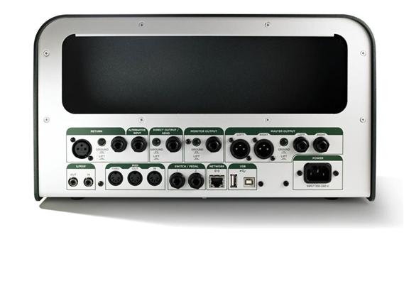 Kemper Profiler Amplifier Guitar Amp Modeling PreAmp Processor