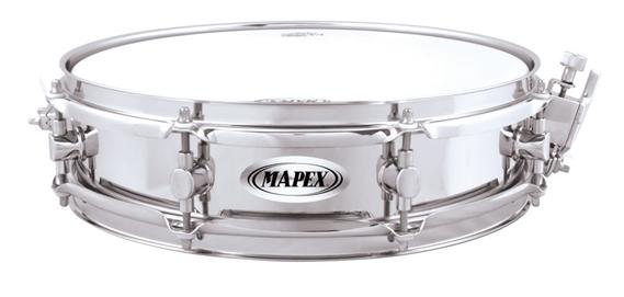 mapex mpx piccolo 3 5x14 inch steel snare drum. Black Bedroom Furniture Sets. Home Design Ideas