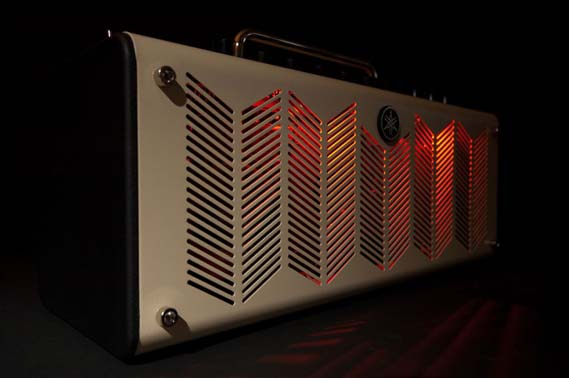 Yamaha thr10 desktop guitar combo amplifier for Yamaha guitar amplifier thr10