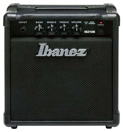 Ibz10b Bass Amp Ibanez Ibz10b Bass Guitar