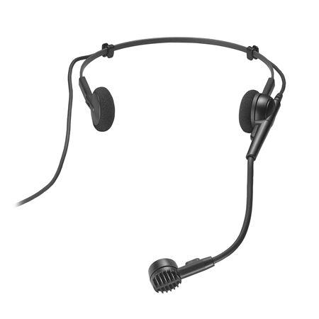Audio Technica Pro 8he Hypercardioid Dynamic Headworn Microphone