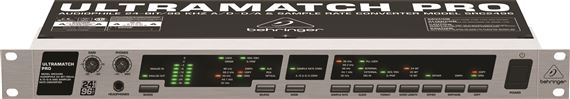 behringer ultramatch pro src2496 ad da converter. Black Bedroom Furniture Sets. Home Design Ideas