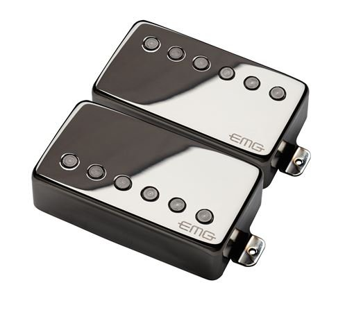 EMG 57 and 66 Humbucker Electric Guitar Pickup Set