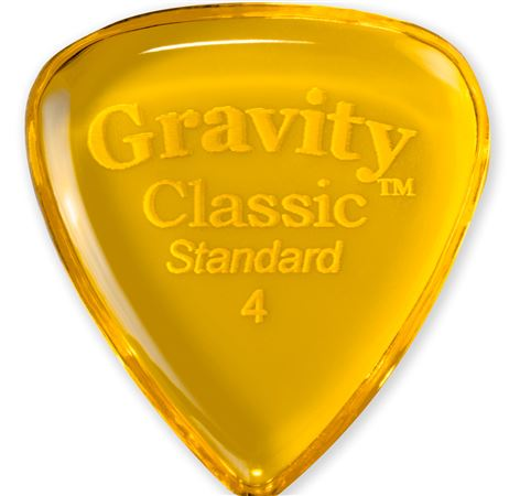 gravity picks classic standard acrylic guitar pick. Black Bedroom Furniture Sets. Home Design Ideas