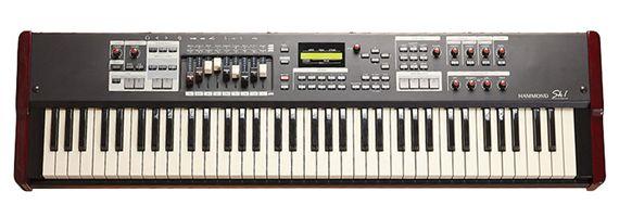 Hammond SK1 73 Key Organ Keyboard