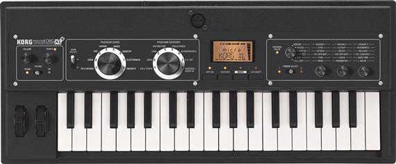 korg microkorg xl plus analog modeling synthesizer rh americanmusical com Korg microKORG XL Plus Korg microKORG XL Plus