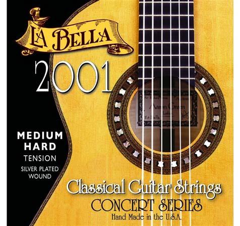la bella 2001 series classical guitar strings. Black Bedroom Furniture Sets. Home Design Ideas