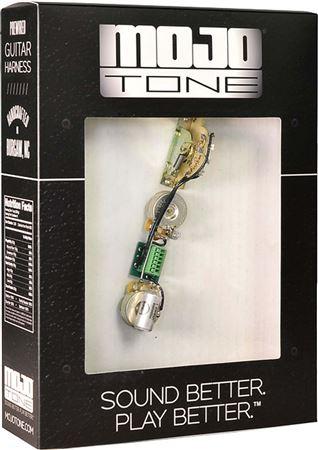 Mojotone Solderless Tele Standard Guitar Wiring Harness