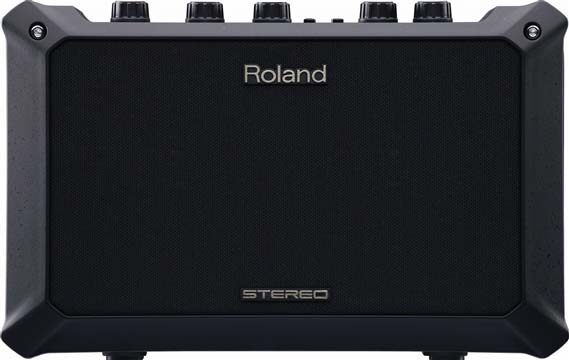 roland mobile ac acoustic chorus battery powered guitar amplifier. Black Bedroom Furniture Sets. Home Design Ideas