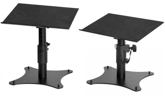 On Stage Sms4500 P Desktop Studio Monitor Stands