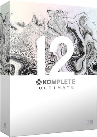 Native Instruments Komplete 12 Ultimate Collectors Edition Upgrade From K 8  to 11