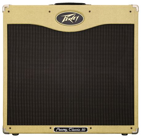 peavey classic 50410 electric guitar amplifier combo 4x10 50 watts. Black Bedroom Furniture Sets. Home Design Ideas