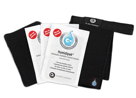 Humidity Control Equipment : Planet waves humidipak humidity control system