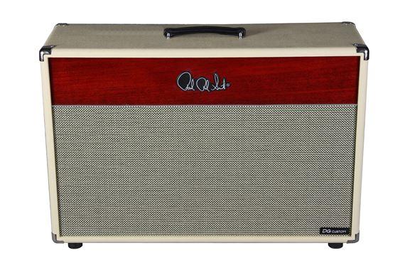 prs paul reed smith dg custom 2x12 guitar speaker cabinet. Black Bedroom Furniture Sets. Home Design Ideas