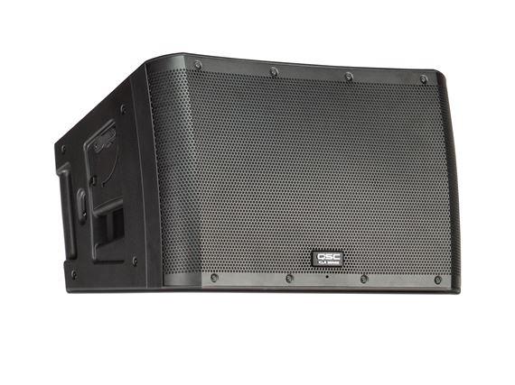 qsc kla12 12 inch 1000 watt two way line arrray active pa loudspeaker. Black Bedroom Furniture Sets. Home Design Ideas
