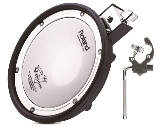 Roland PDX8 Mesh Head Trigger Pad Add On Pack W/MDH12 Mount and Cable