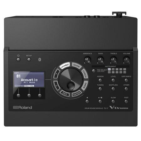 Roland TD17KVXS VDrums Electronic Bluetooth All Mesh Drum Set