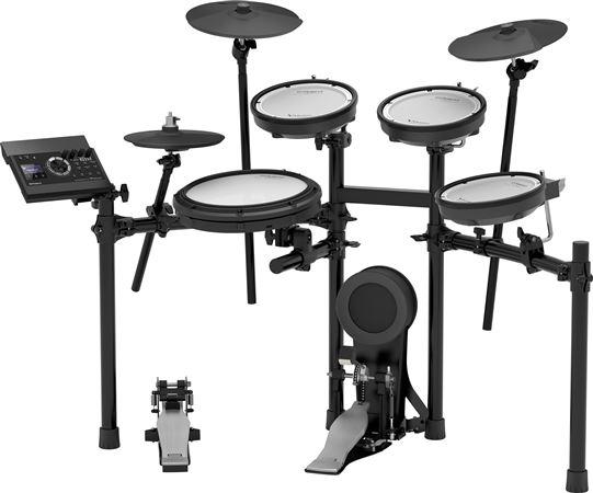 Roland Td17kvs V Drums Electronic Bluetooth Mesh Drum Set