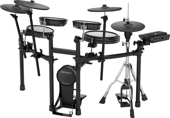 Roland TD17KVXS VDrums Electronic Bluetooth All Mesh Drum Set