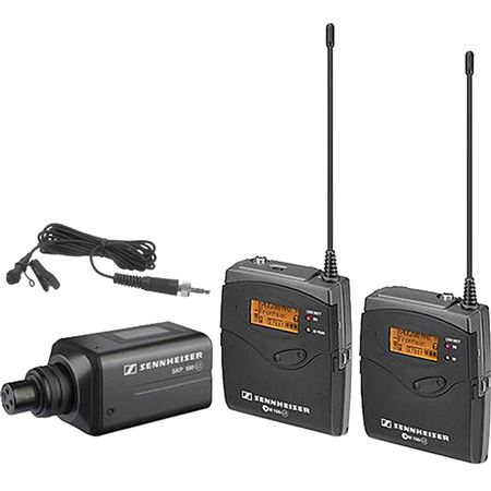 sennheiser ew 100 eng g3 wireless lapel mic camera system. Black Bedroom Furniture Sets. Home Design Ideas