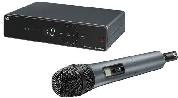 Sennheiser XSW 1825 Handheld Wireless Vocal Set