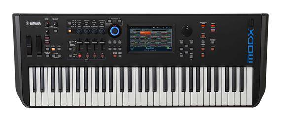 Yamaha MODX6 61 Key Keyboard Synthesizer