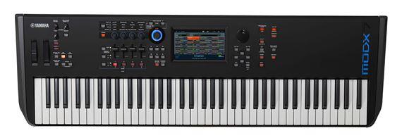 Yamaha MODX7 76Key Keyboard Synthesizer