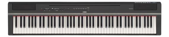 yamaha p125 88 key digital stage piano. Black Bedroom Furniture Sets. Home Design Ideas