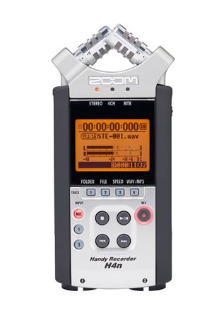 zoom h4nsp handy portable digital recorder. Black Bedroom Furniture Sets. Home Design Ideas