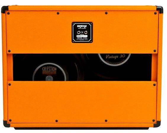 orange ppc212ob 2x12 open back guitar speaker cabinet. Black Bedroom Furniture Sets. Home Design Ideas
