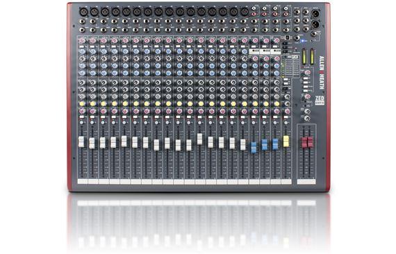 allen heath zed22fx 22 channel multipurpose mixer with usb and fx. Black Bedroom Furniture Sets. Home Design Ideas