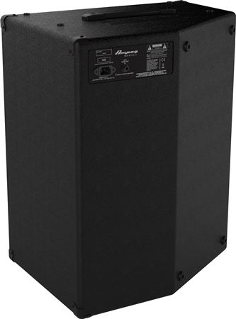 ampeg ba210 v2 bass combo amplifier. Black Bedroom Furniture Sets. Home Design Ideas