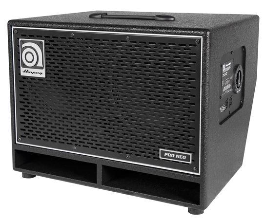 ampeg pn210hlf pro neo bass guitar amplifier cabinet. Black Bedroom Furniture Sets. Home Design Ideas