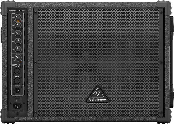 ... Behringer Eurolive F1220D Powered Floor Monitor Speaker   2 ...