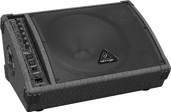 Good ... Behringer Eurolive F1220D Powered Floor Monitor Speaker   4 ...