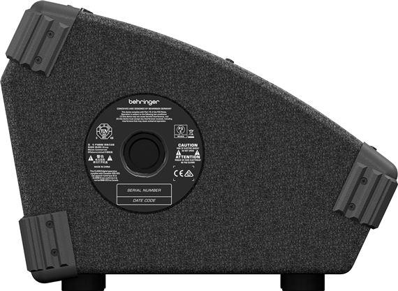 ... Behringer Eurolive F1220D Powered Floor Monitor Speaker   5