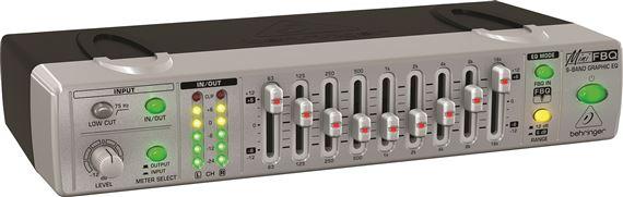 Behringer FBQ800 9 Band Graphic Equalizer