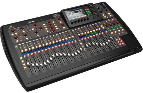 behringer x32 digital mixer behringer mixers. Black Bedroom Furniture Sets. Home Design Ideas