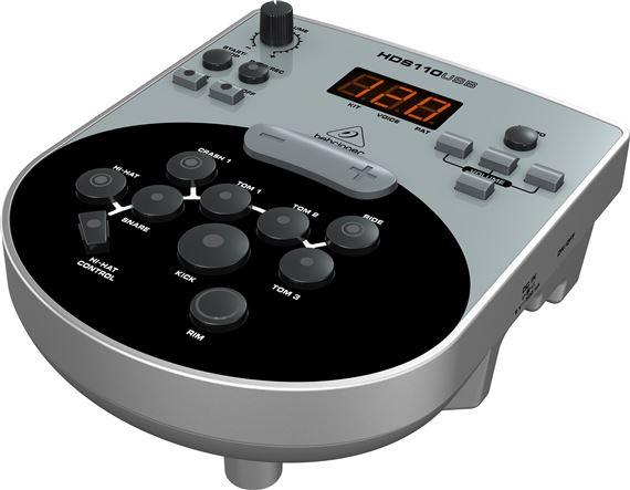 behringer xd8usb 8 piece electronic drum set. Black Bedroom Furniture Sets. Home Design Ideas