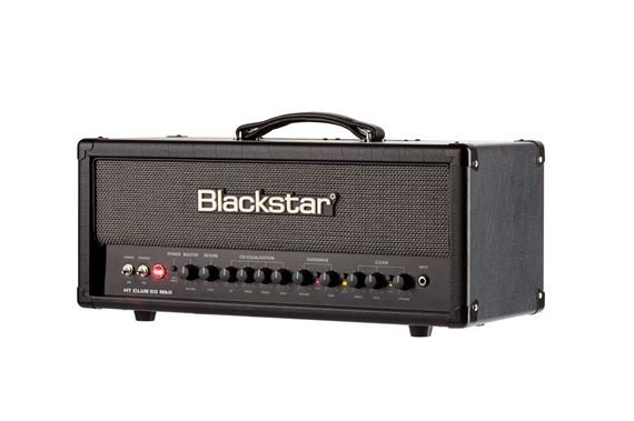 blackstar ht club 50 mkii electric guitar amplifier head 50 watts. Black Bedroom Furniture Sets. Home Design Ideas