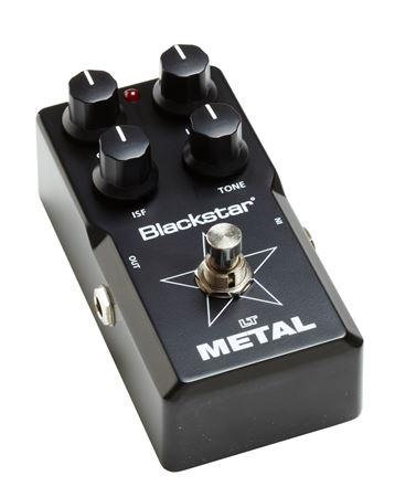 blackstar lt metal hi gain distortion guitar pedal. Black Bedroom Furniture Sets. Home Design Ideas