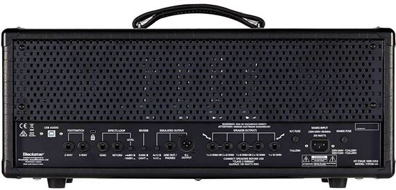 blackstar ht stage 100 mk ii electric guitar amplifier head 50 watts. Black Bedroom Furniture Sets. Home Design Ideas