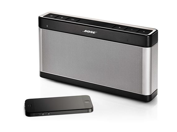 bose soundlink bluetooth speaker iii wireless music system. Black Bedroom Furniture Sets. Home Design Ideas