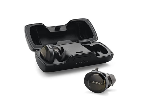 how to connect bose soundsport free headphone